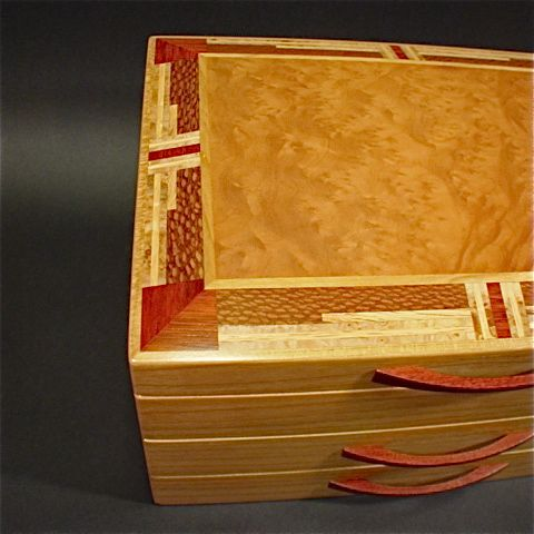 Heartwood Jewelry Box Mission Style Northwest Fine Woodworking