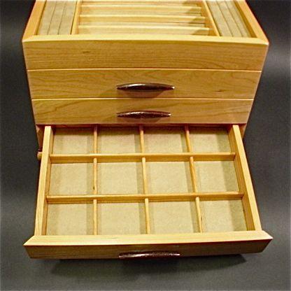Heartwood Creations Jewelry Box Teton Northwest Fine